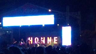 HONNE - Warm On A Cold Night (Wanderland Music Festival 2017)