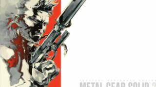 Metal Gear Solid 2 Soundtrack - Tanker