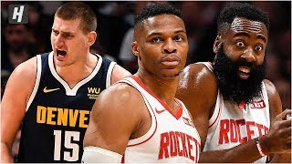 Houston Rockets vs Denver Nuggets - Full Game Highlights | November 20, 2019 | 2019-20 NBA Season