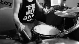 Here We Stand| Diaries| Drum Cover| -Joe Clarke