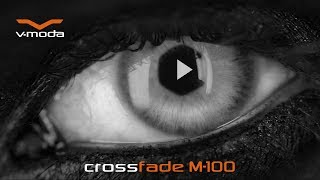 V-MODA Crossfade M-100 Headphones Official Video  (30s)