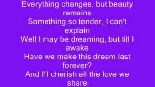 Kelly clarkson - a moment like this lyrics