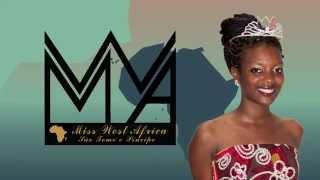 Gala Final da Miss West Africa STP 2015
