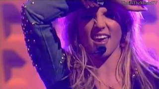 "Britney Spears ""Overprotected"" - Live on German TV"