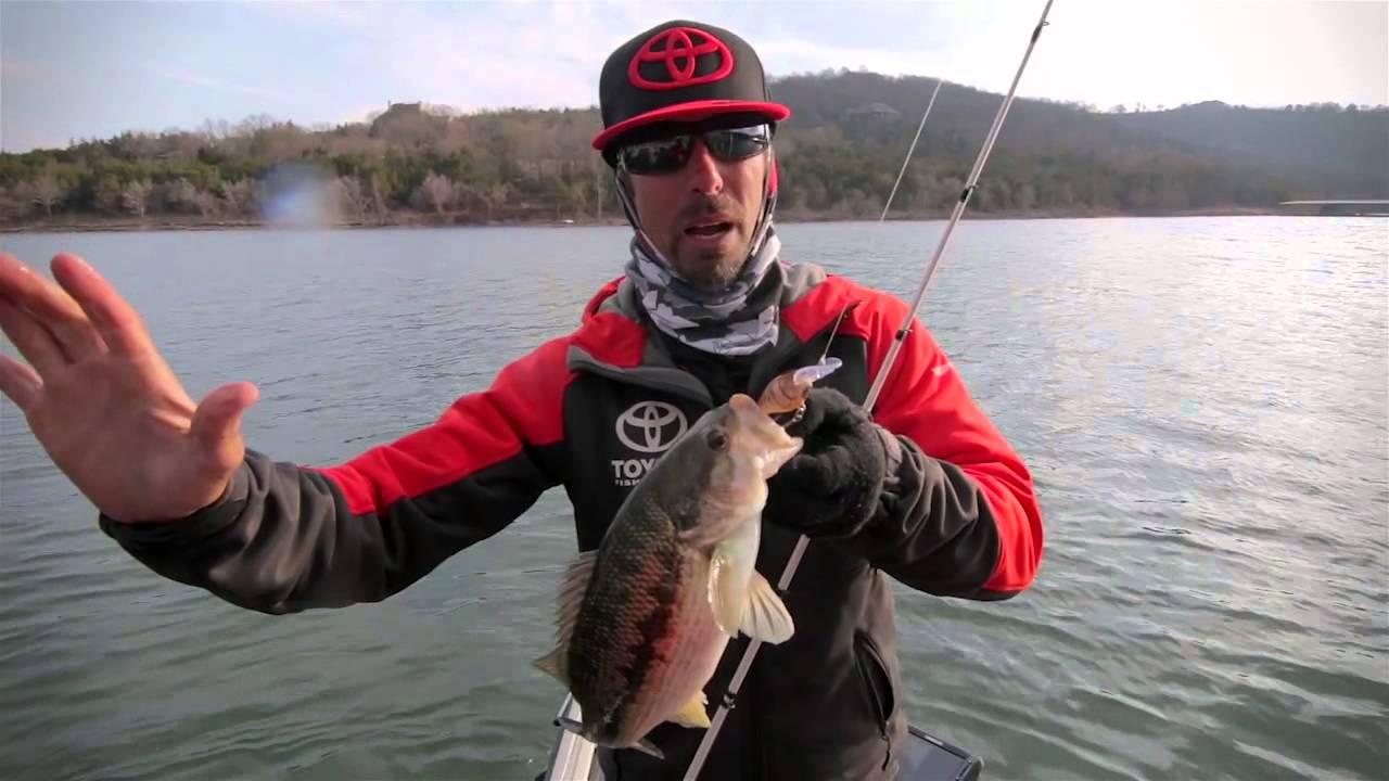 Pattern Fishing Rapala Scatter Rap Crank Bass Fishing Video