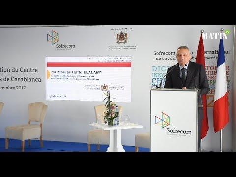 Sofrecom inaugure ses nouveaux locaux à Casablanca