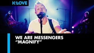 """We Are Messengers """"Magnify"""" LIVE at K-LOVE Radio"""