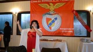 Maria do Sameiro - BENFICA É A MINHA COR (ao vivo)