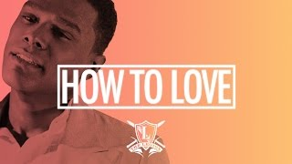 "Maxwell Type Beat | Acoustic Guitar RnB Beat - ""How To Love"" (Instrumental) Prod. Legion Beats"