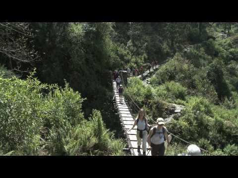 International Childcare Trust – Trek Nepal 2010