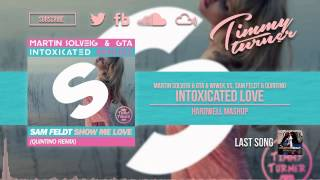 Martin Solveig & GTA & Wiwek vs. Sam Feldt & Quintino - Intoxicated Love (Hardwell Mashup)