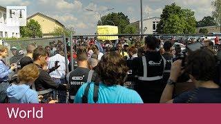 Inside Germany's refugee crisis