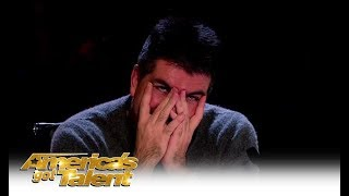 "Simon Cowell: ""This Was The CRAZIEST Live Show On America's Got Talent Ever"" - See Why!"