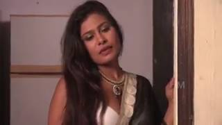 Newly married Indian desi House wife affair With Servant width=
