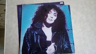 Cher - Cher album 1987 (vinyl, LP)
