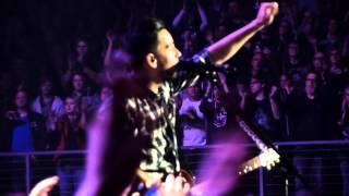 Linkin Park - MTV EMA Award Win / Bleed it Out (live in Oberhausen 2014) HD
