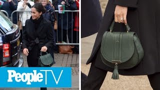 Meghan Markle's Bold Fashion Is Making An Impact And Changing Lives | PeopleTV
