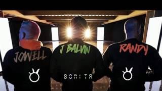 J Balvin Ft Jowell y Randy - Bonita (toby ramilo remix)