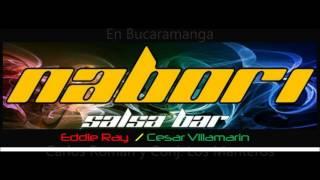 En Bucaramanga, Carlos Roman y Conjunto Los Manteros