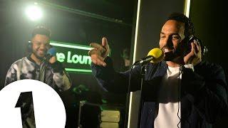 Blonde and Craig David 'Nothing Like This' Radio 1 Live Lounge