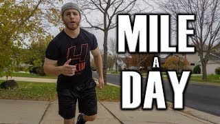 I Ran a Mile Everyday for 30 Days | *RESULTS*