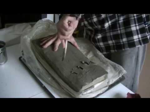 Come realizzare lavori in rilievo sull argilla fai da te mania