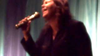 DEBRA's cover of Hungry Eyes - Dirty Dancing (ERIC CARMEN) Live