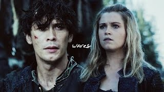 Bellamy & Clarke | Waves [+4x05]