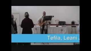 Tefila Leani Jiyaatof / תְּפִלָּה, לְעָנִי כִי-יַעֲטֹף