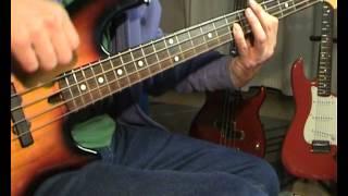 Bryan Adams - Summer Of 69 - Bass Cover