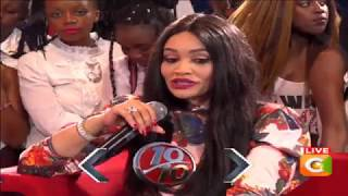Not interested, Zari turns down Singer Ringtone advances #10Over10