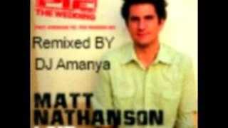 Matt Nathanson - Laid (American Pie) remixed by DJ Amanya