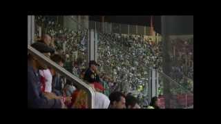 Benfica 2 Sporting 0 - Cânticos dos adeptos do Sporting