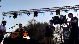 ALONDRA BENTLEY - GARY OLSON - NACHO and JAN - Singing a song in the morning (live! Faraday 2013)