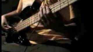 "QUEEN ""The Invisible Man"" BASS LINE cover"
