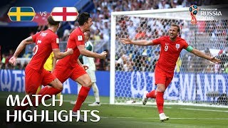 Sweden v England - 2018 FIFA World Cup Russia™ - Match 60