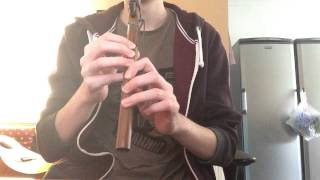 Ed sheran i see fire cover flute