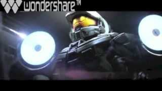 Master Chief Tribute video Circus for a psycho Skillet