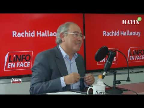 Video : L'Info en Face avec Hakim Marrakchi