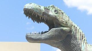 'Jurassic World' brings business to Albuquerque museum