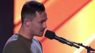 Cyrus Villanueva Dancing On My Own   5 Seat Challenge   The X Factor Australia 2015