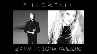 PILLOWTALK- Zayn ft. Sofia Karlberg- LunaMusic Remix
