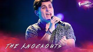 The Knockouts: Jackson Parfitt sings Into You | The Voice Australia 2018