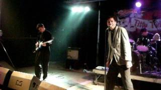 "THE CAEZARS ""Dance"" 10.07.2011 SJOCK FESTIVAL Gierle Belgium (WILD RECORDS)"