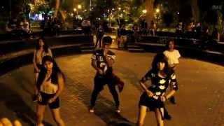Parque Castilla Noviembre 2015 EXID(이엑스아이디)] 아예 (Ah Yeah) by Sweet Secret's Perú