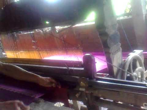 Tangail(Bangladesh) tant industry.mp4