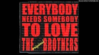 various - to poyli perittos & everybody need somebody mix