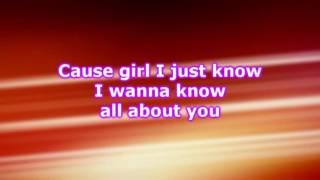 Chris Lane  - All About You (Lyrics)