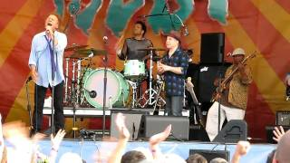 Simon and Garfunkel - Bridge Over Troubled Water - New Orleans Jazz Festival - April 2010