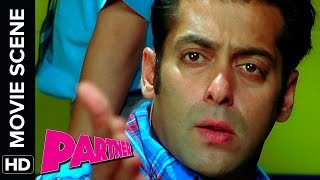 Salman is reminded of his childhood | Partner | Movie Scene